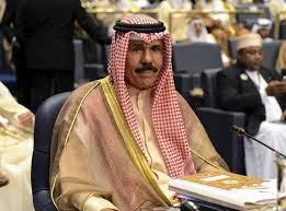 أمير دولة الكويت يراسل رئيس الجمهورية