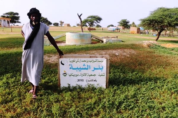 أسلم ولد أمبيريك من قرية بغداد يشكو العزلة وغياب الدعم